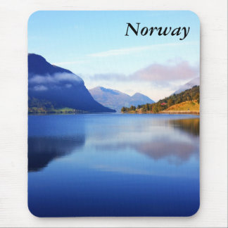 Scandinavian beauty, Norway Mouse Mat