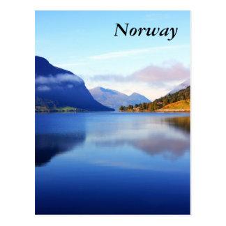 Scandinavian beauty, Norway Post Card