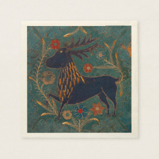 Scandinavian Deer Disposable Serviettes