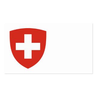 Scandinavian Flags Pack Of Standard Business Cards