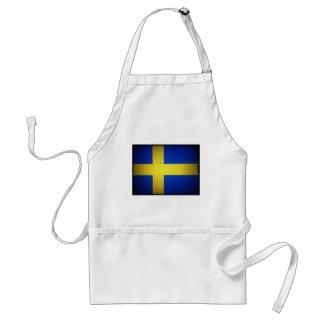Scandinavian Flags Standard Apron