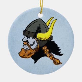 Scandinavian Norwegian Swedish Viking Christmas Ornament