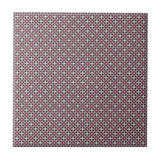 Scandinavian style pattern tile