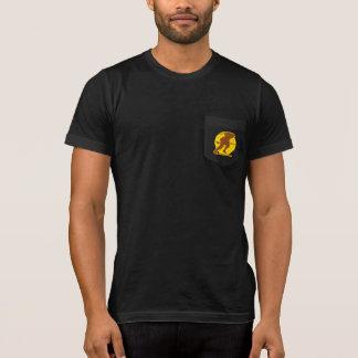 ScanningWWII.com logo Pocket T-shirt