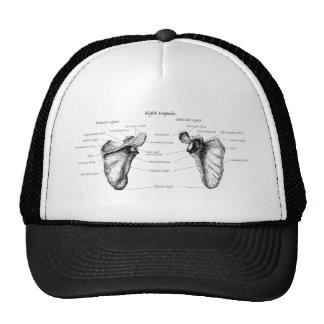 Scapula Details Trucker Hat