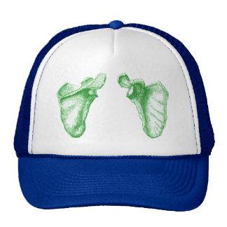 Scapula Green Cap