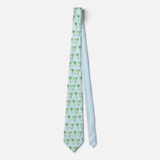 Scapula Green Tie