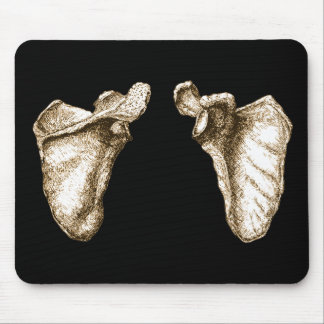 Scapula Mouse Pad