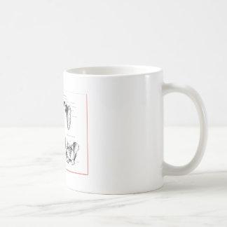Scapula Pelvis Details Mug