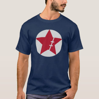 Scar star in circle T-Shirt