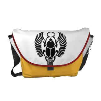 Scarab Beetle Messenger Bag