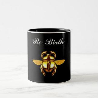 Scarab Beetle Re-Birth Coffee/Tea Mug