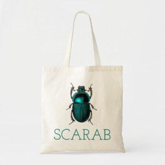 Scarab Beetle Tote Bag