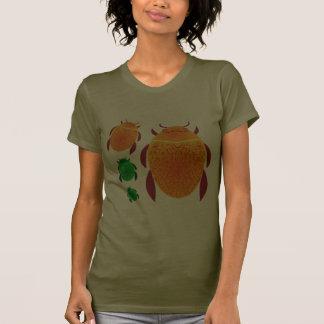 Scarab Beetle T-shirts