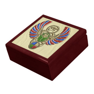 Scarab Eye of Horus Gift Box