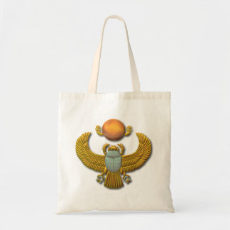 Scarab-gold Tote Bag
