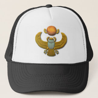Scarab-gold Trucker Hat