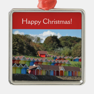 Scarborough Beach Huts, Ornament