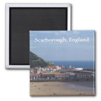 Scarborough beach magnet