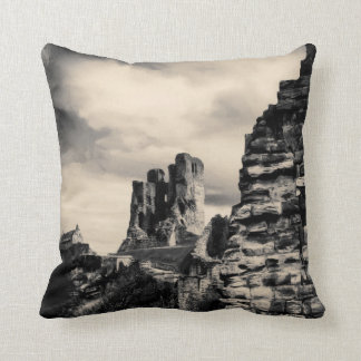 Scarborough Castle Cushion