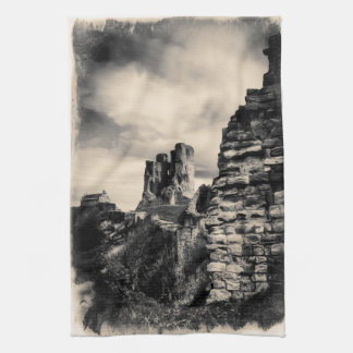 Scarborough Castle Towel