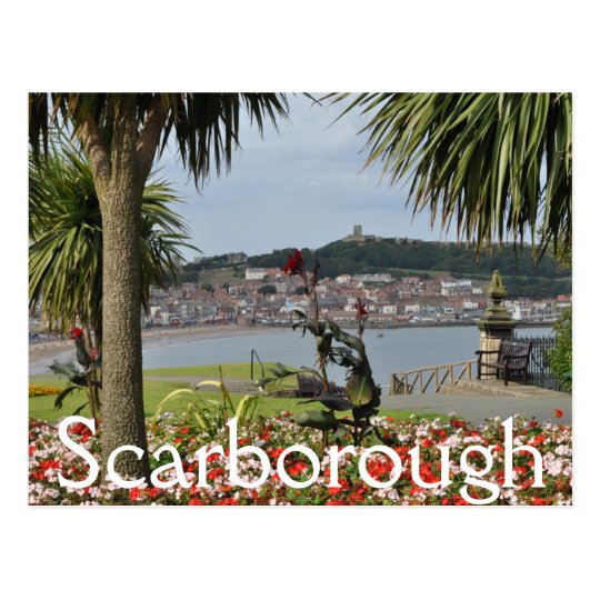 Scarborough Four, Postcard