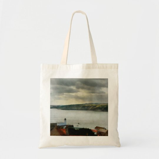Scarborough From On High Tote Bag