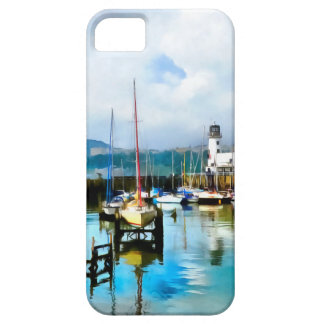Scarborough Harbour iPhone 5 Covers