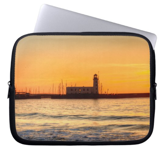 Scarborough Lighthouse Laptop Sleeve