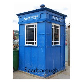 Scarborough Postcard