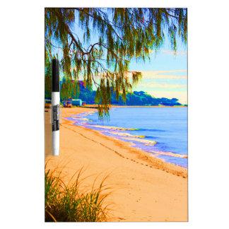 Scarborough Seascape Dry-Erase Board