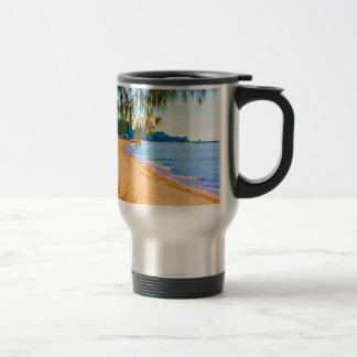 Scarborough Seascape Mug