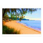 Scarborough Seascape Postcard