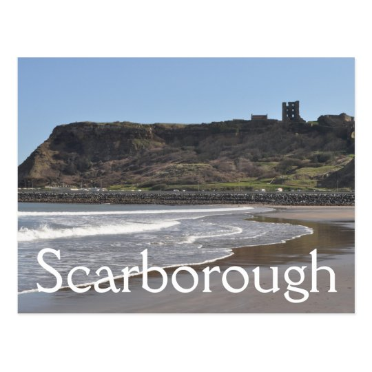 Scarborough Two, Postcard