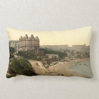 Scarborough, Yorkshire, England Lumbar Cushion