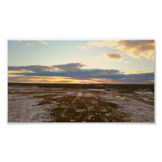 Scarboughro Downs, Maine Photo Print