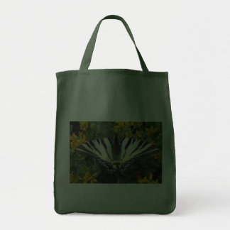 Scarce Swallowtail, Iphiclides Podalirius Grocery Tote Bag