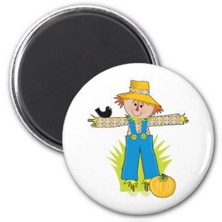Scare Crow Magnet