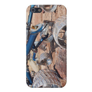 Scarecrow, a mobility-testing model iPhone 5/5S cover