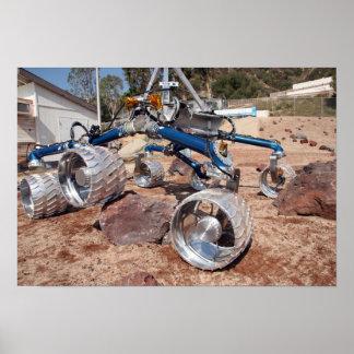 Scarecrow, a mobility-testing model print