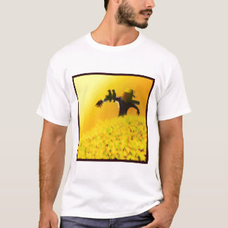SCARECROW AT DUSK T-Shirt