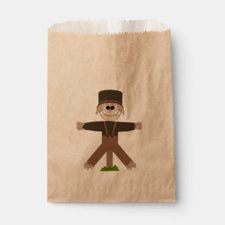 Scarecrow Brown Favour Bags