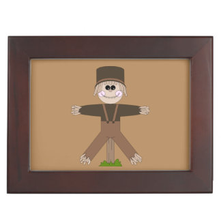 Scarecrow Brown Memory Boxes