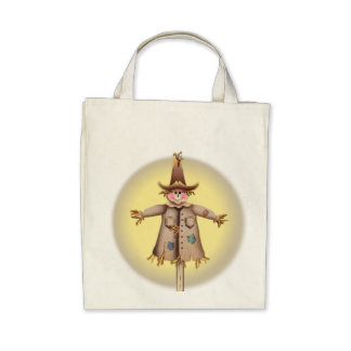 SCARECROW by SHARON SHARPE Bags