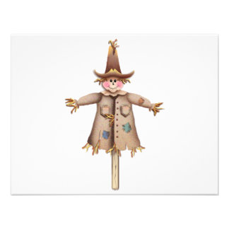 SCARECROW by SHARON SHARPE Announcements