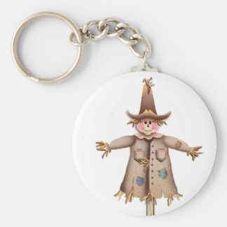 SCARECROW by SHARON SHARPE Key Chains