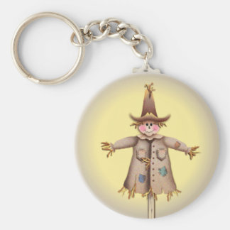 SCARECROW by SHARON SHARPE Keychains