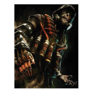 Scarecrow Character Art Postcard