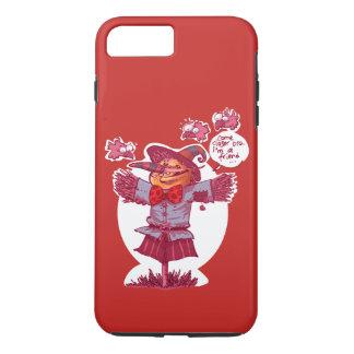 scarecrow gives friendship message cartoon iPhone 8 plus/7 plus case