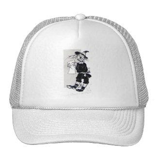 Scarecrow Mesh Hat